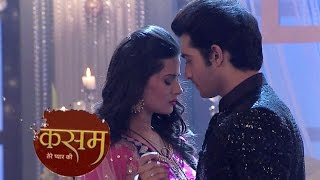Kasam Tere Pyaar Ki | 11th January 2017 | Rishi And Tanuja To Get INTIMATE