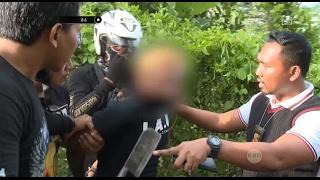 Pelaku Begal di Bali Tertangkap Saat Membawa Senjata Tajam - 86