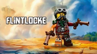 Flintlocke - LEGO Ninjago - Character Spot