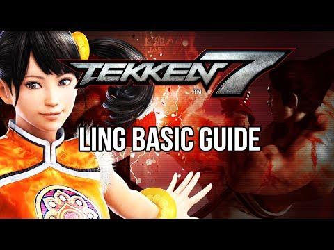 LING XIAOYU Basic Guide - TEKKEN 7 (Basic To Pro)