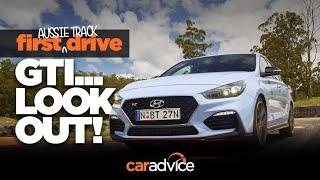 2018 Hyundai i30 N track review: First Australian track drive!
