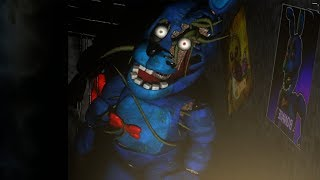 DO NOT LET THIS ANIMATRONIC BURST THROUGH THE DOOR... || Five Nights at Freddy