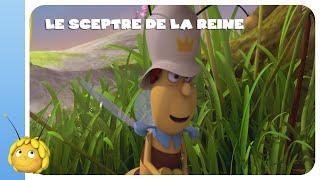 MAYA L'ABEILLE - LE SCEPTRE DE LA REINE