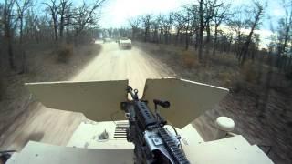 USMC M1151A Humvee GoPro Hero