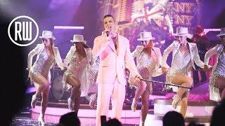 Robbie Williams | Vloggie Williams Episode #73 - The First Vegas Show