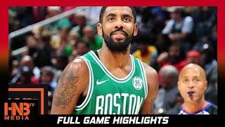 Los Angeles Lakers vs Boston Celtics Full Game Highlights / Week 4 / 2017 NBA Season