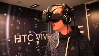 HTC Vive - najlepsze gogle VR, jakie widziałem