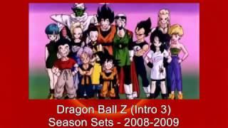 Dragon Ball - All Funimation Intros - 1995-2017