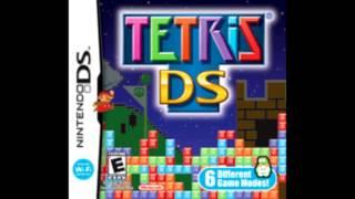 [Music] Tetris DS - Mario tetris (extended)