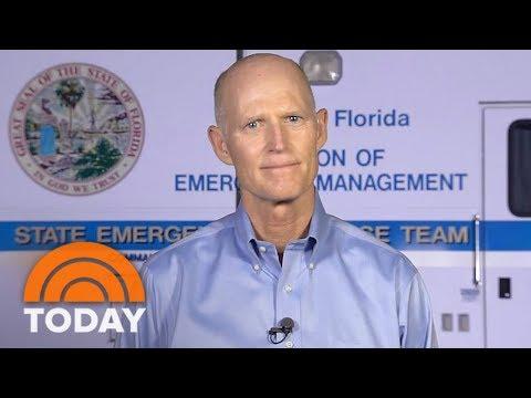 Xxx Mp4 Florida Governor Rick Scott Irma Is An Unbelievable Hurricane TODAY 3gp Sex