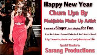 Mahjabin make up Artist - Chura Liya  ( Sarang Productions)