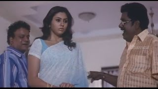 Neighbours Misbehaves With Namitha || High School 2 Full Movie Scenes