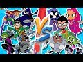 Download Video Download TEEN TITANS vs TEEN TITANS GO! Animation Rush Hour Episode 1 (NEW SERIES) 3GP MP4 FLV