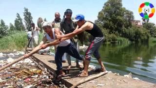 استمرار أعمال البحث عن جثة غريق مركز ديروط لليوم السابع على التوالي