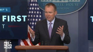 WATCH LIVE: Trump Budget Director Mick Mulvaney speaks on FY18 budget