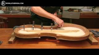 """La construcción de un violonchelo, Building a Cello (""""Els Secrets de la Casa del So"""")"""