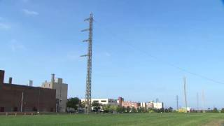 Transmission Tower Demolition in Lorain County