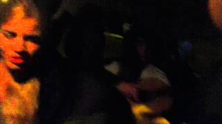 Anita, Manu y Jose - La Voz del Viento (en vivo en el 206) Filmado por Gabi