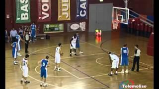 il commento di coach Anzini per il Campobasket