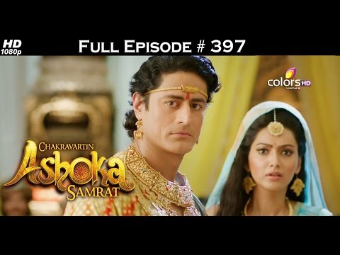 Chakravartin Ashoka Samrat - 4th August 2016 - चक्रवर्तिन अशोक सम्राट - Full Episode (HD)