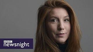 Denmark gripped by submarine mystery - BBC Newsnight