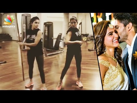 Xxx Mp4 Samantha Is Learning Ancient Martial Art Silambam Hot Tamil Cinema News 3gp Sex