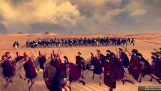 300 Spartans Rome II Total War Cinematic (Leonidas of Sparta Cinema)