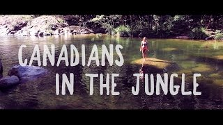 Why Canadians DON'T do the jungle... an average brekkie and then a f%$^ing water snake! (Vlog #11)