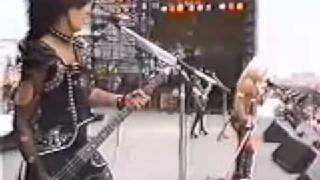 Motley Crue Shout At The Devil live 1983