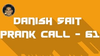 Cuckoo Clock Himesh - Danish Sait Prank Call 61