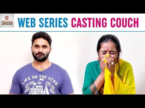 Xxx Mp4 Casting Couch In Web Series Latest Telugu Comedy Videos Chandragiri Subbu Ashwini 3gp Sex