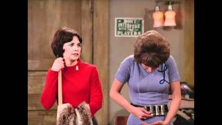 Laverne & Shirley - Girl Fight