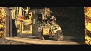 Pixar Wall-E Movie Trailer