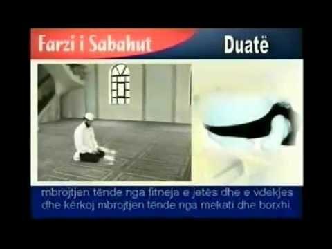 Mënyra e faljes së namazit sipas Sunetit