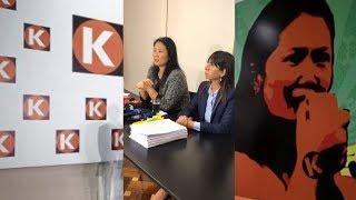"""Keiko Fujimori: """"El juez Concepción Carhuancho no me da la garantía de ser imparcial"""""""