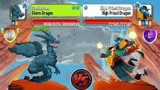 Dragon City - Random Fight   Part 3 [Full Combat & Skills 2016]
