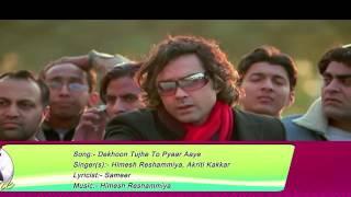 Dekhoon Tujhe To Pyaar Aaye | Apne | Bobby Deol, Katrina Kaif | Himesh Reshammiya Hits