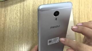 Prise en main -Meizu M3 Note avec grosse batterie de 4100 Amh chez GearBest.com
