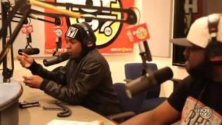 Kendrick Lamar Freestyle On Hot 97