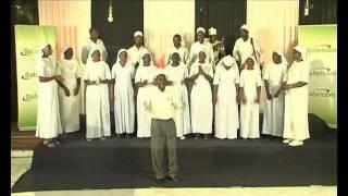 ISRAEL CHURCH OF AFRICA CHOIR performing 'Gari mar Yesu' on THE KWAYA
