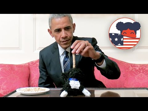 5 Things That Are Harder Than Registering To Vote Featuring President Obama