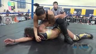 Shayna Baszler VS. Britt Baker - Absolute Intense Wrestling [Free Full Match]