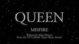 Queen - Misfire (Official Lyric Video)