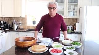 طرز تهیه آسانترین، لذیذترین ،سالمترین غذای دنیا: قروتاب