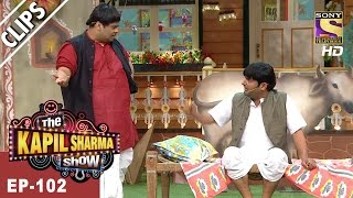 Hilarious Fight Between Kappu Sharma & Doodhwala - The Kapil Sharma Show - 30th Apr, 2017