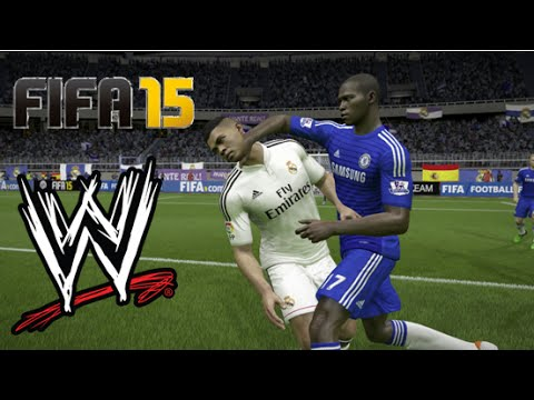 FIFA 15 Fails With WWE Commentary