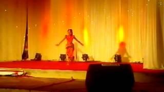 Jingunamani Jingunamani Jilla ...... Dilna dance on stage LKG