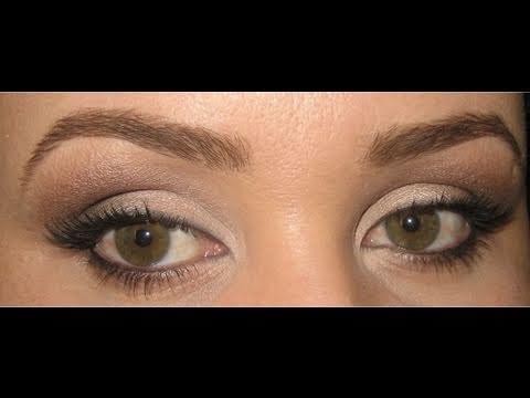 Look para hacer los ojos rasgados