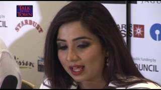 B4U Music Talk Of The Town At The Shreya Ghoshal Press Conference