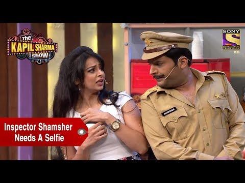 Xxx Mp4 Inspector Shamsher Needs A Selfie The Kapil Sharma Show 3gp Sex
